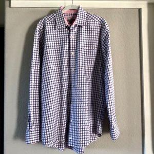 Johnston & Murphy Tailored Fit Shirt